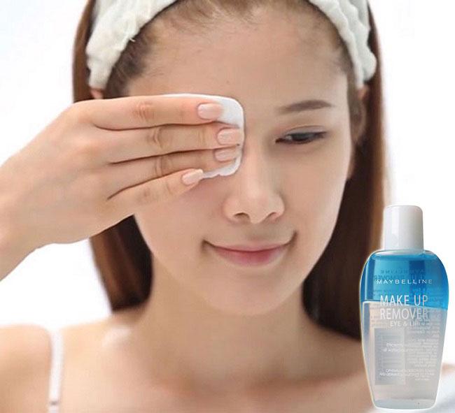 Hình 3: Các loại mỹ phẩm trang điểm dành cho da nhờ