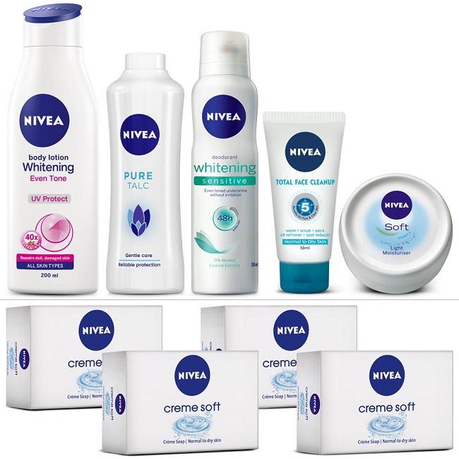 Hình 2: Top 5 thương hiệu mỹ phẩm hàng đầu thế giới