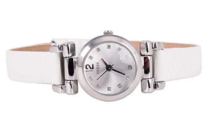 Cách phân biệt Đồng hồ guess nữ màu trắng chính hãng
